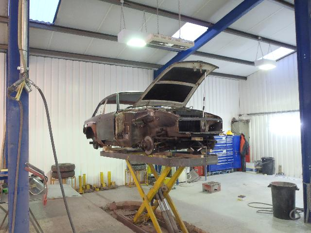 Classic Car Restoration Northern Colorado