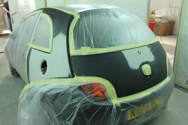 Ford Ka Body Panels