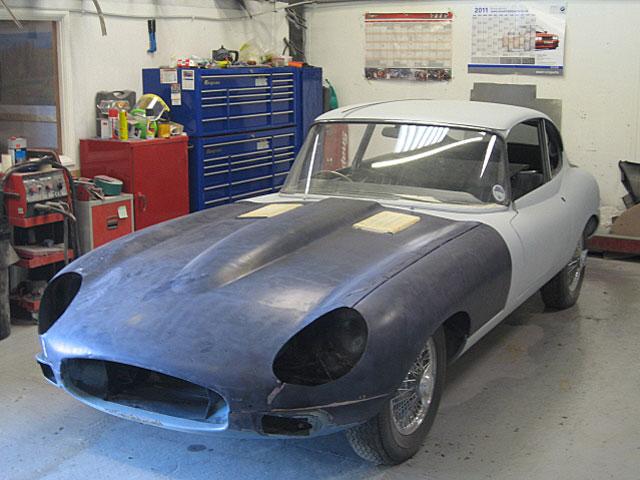 Antique and classic car restoration indiana antique auto for Laporte indiana phone directory